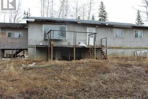 House for sale at 56015 Range Rd Edson Rural Alberta - MLS: 49128