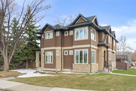Townhouse for sale at 5602 5 St Southwest Calgary Alberta - MLS: C4242767
