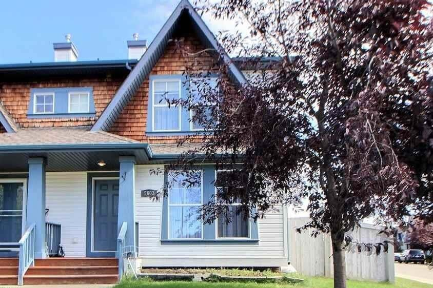 Townhouse for sale at 5603 203 St NW Edmonton Alberta - MLS: E4214075