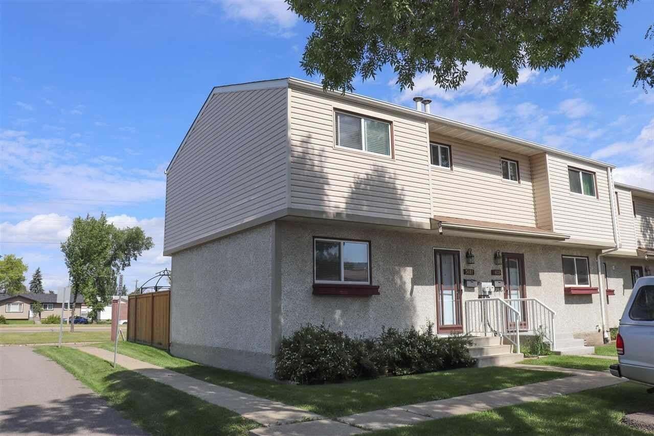 Townhouse for sale at 5607 137 Av NW Edmonton Alberta - MLS: E4210016