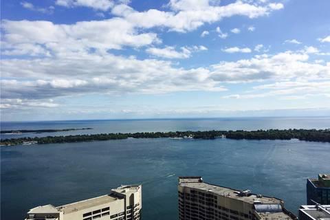 Apartment for rent at 88 Harbour St Unit 5607 Toronto Ontario - MLS: C4524948