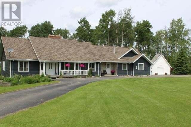 House for sale at 5608 214 Rd Dawson Creek Rural British Columbia - MLS: 184420