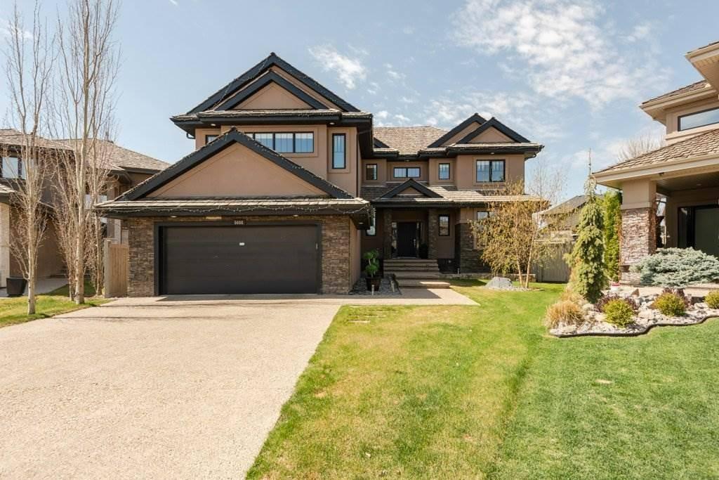 House for sale at 5608 Mcluhan Pl Nw Edmonton Alberta - MLS: E4178454