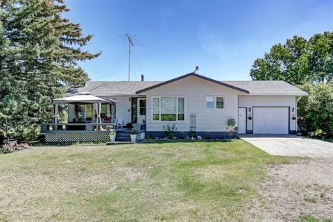 House for sale at 221047 Hwy 561 Hy Unit 561 Rural Wheatland County Alberta - MLS: C4253475