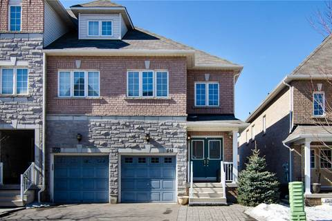 Townhouse for sale at 561 Candlestick Circ Mississauga Ontario - MLS: W4387564