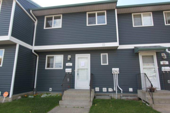 Townhouse for sale at 561 Dunluce Rd Nw Edmonton Alberta - MLS: E4177237