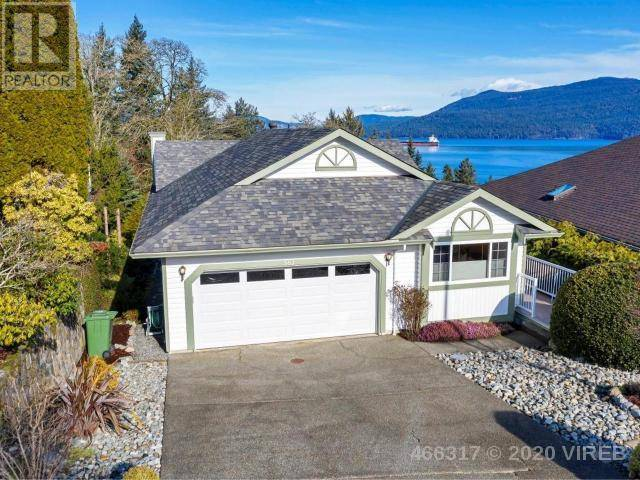House for sale at 561 Marine Vw Cobble Hill British Columbia - MLS: 466317