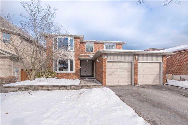 Sold: 561 Oakwood Drive, Pickering, ON