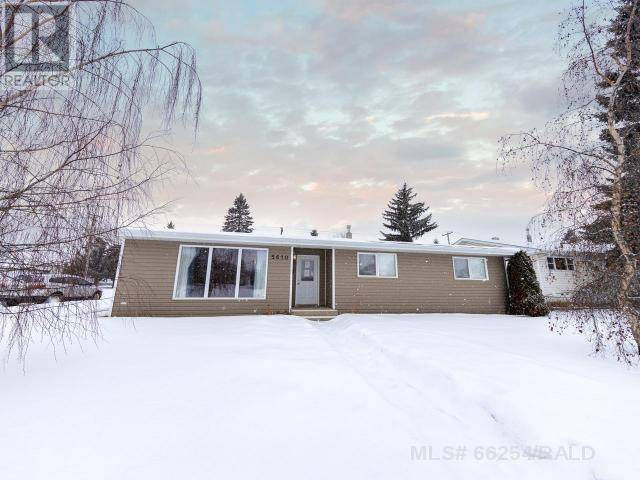 House for sale at 5610 50th Ave Lloydminster West Alberta - MLS: 66254
