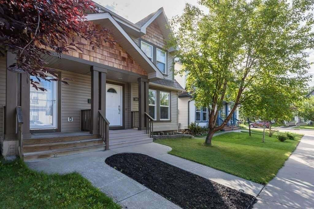 Townhouse for sale at 5611 203 St NW Edmonton Alberta - MLS: E4211908
