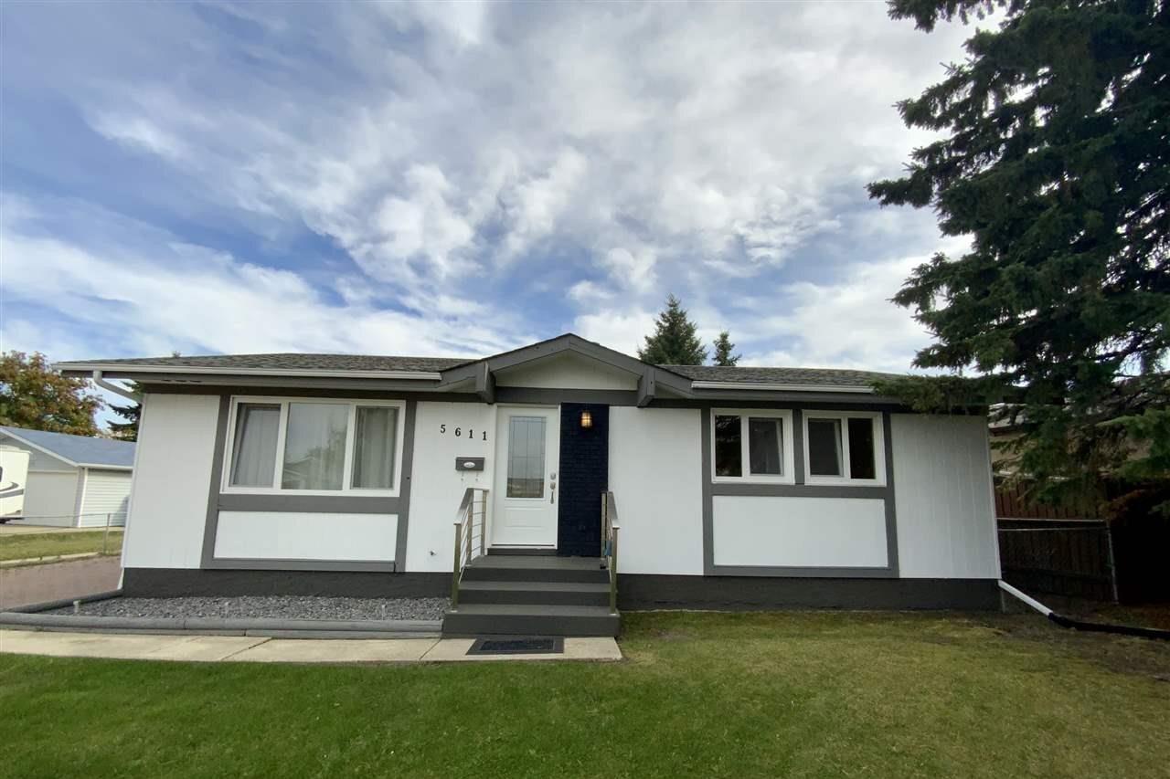 House for sale at 5611 Garden Meadows Dr Wetaskiwin Alberta - MLS: E4214188