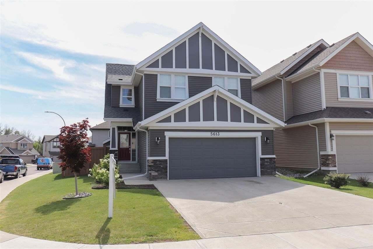 House for sale at 5613 175a Av NW Edmonton Alberta - MLS: E4207815