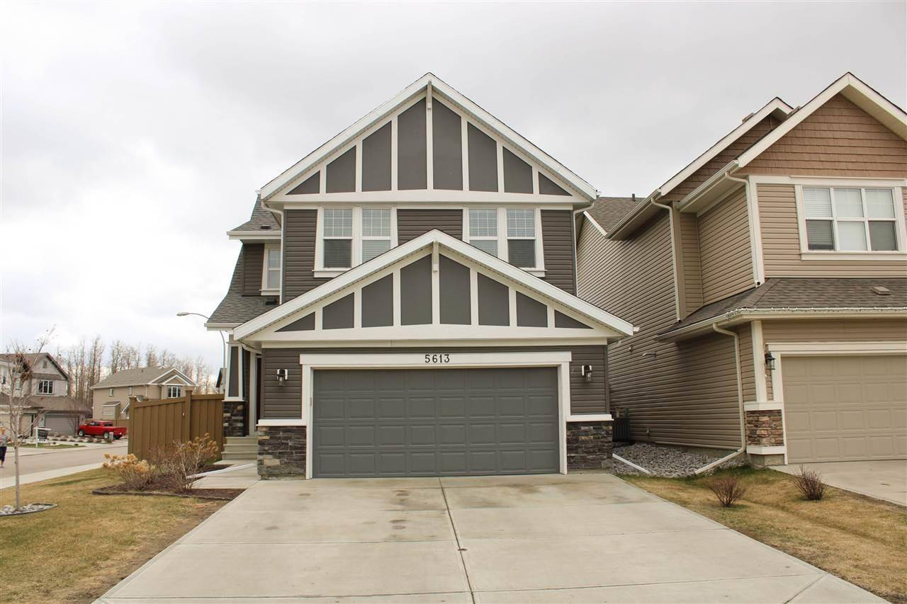 House for sale at 5613 175a Ave Nw Edmonton Alberta - MLS: E4185897