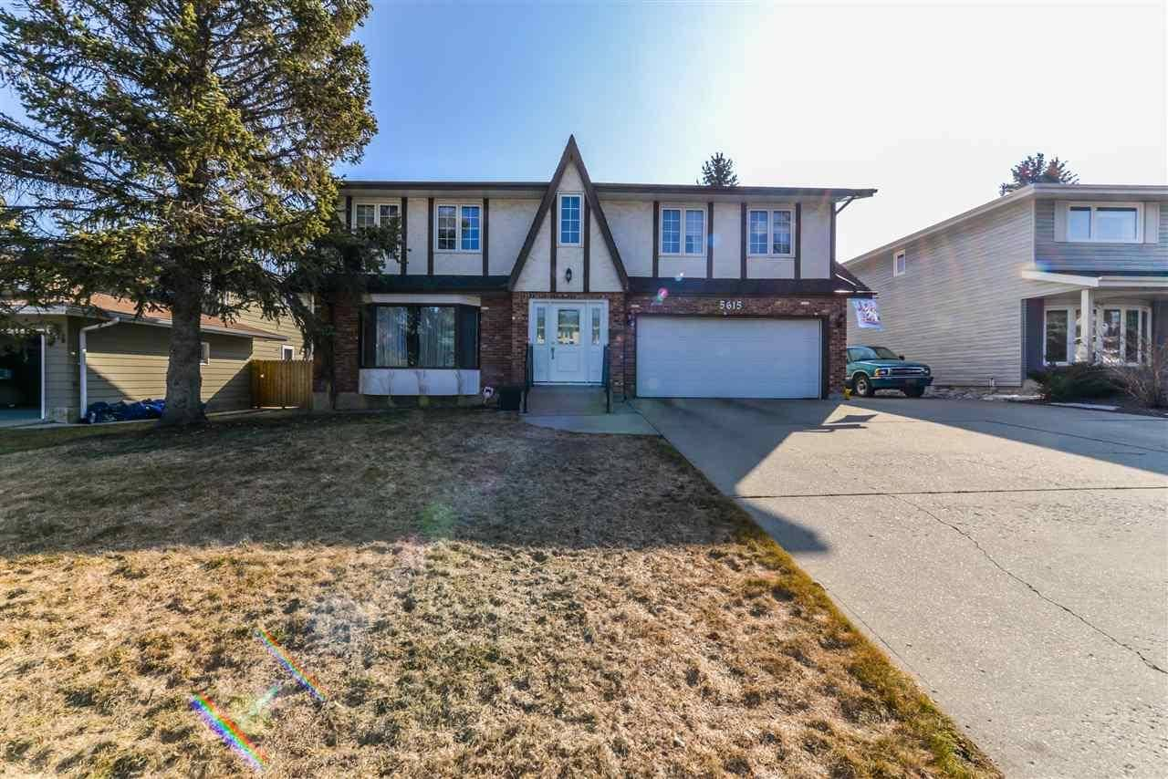 House for sale at 5615 151 St Nw Edmonton Alberta - MLS: E4193990