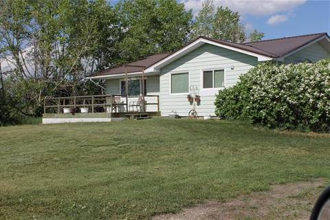 House for sale at 56163 658 Ave East Rural Foothills County Alberta - MLS: C4233007