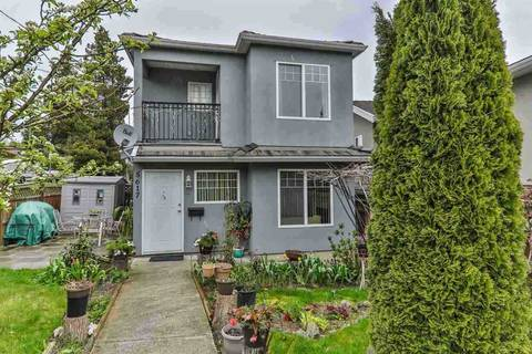 Townhouse for sale at 5617 Sprott St Burnaby British Columbia - MLS: R2403424