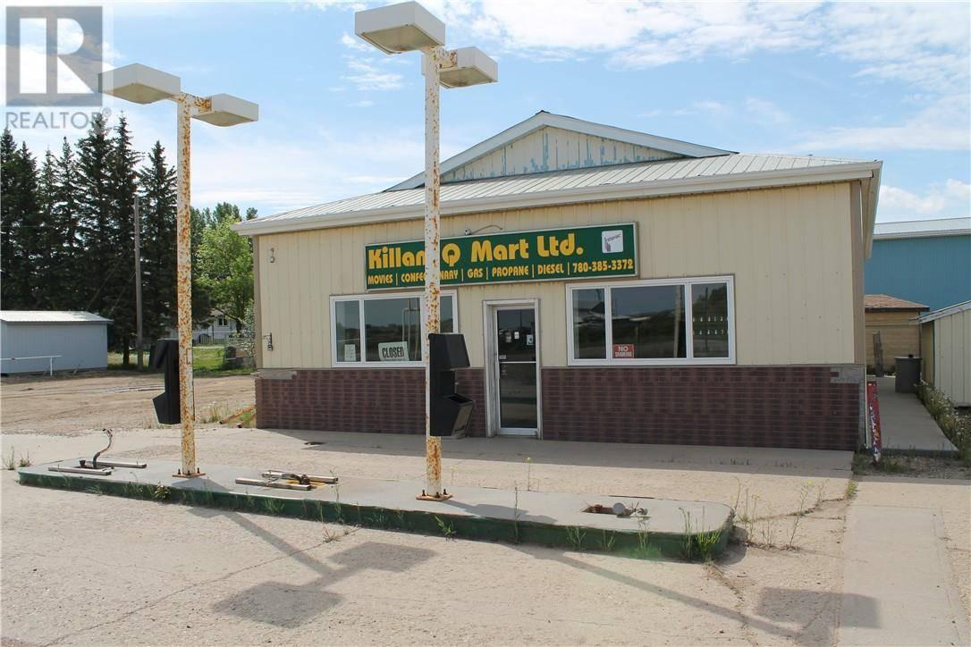 Residential property for sale at 5619 51 Ave Killam Alberta - MLS: ca0168092