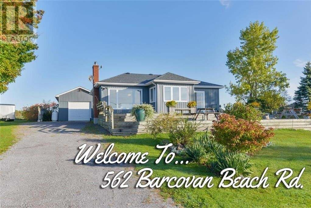 House for sale at 562 Barcovan Beach Rd Brighton Ontario - MLS: 239661