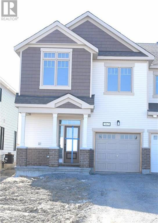 Townhouse for rent at 562 Cope Dr Ottawa Ontario - MLS: 1187103