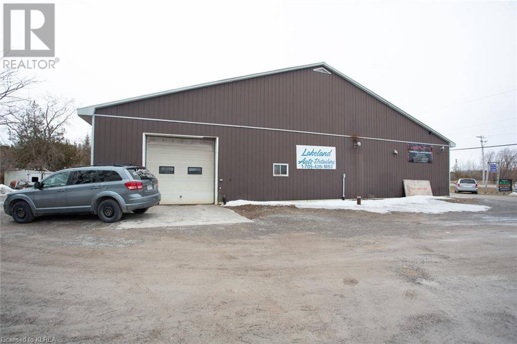 Commercial property for sale at 562 County Road 121 Rd Fenelon Falls Ontario - MLS: 252050