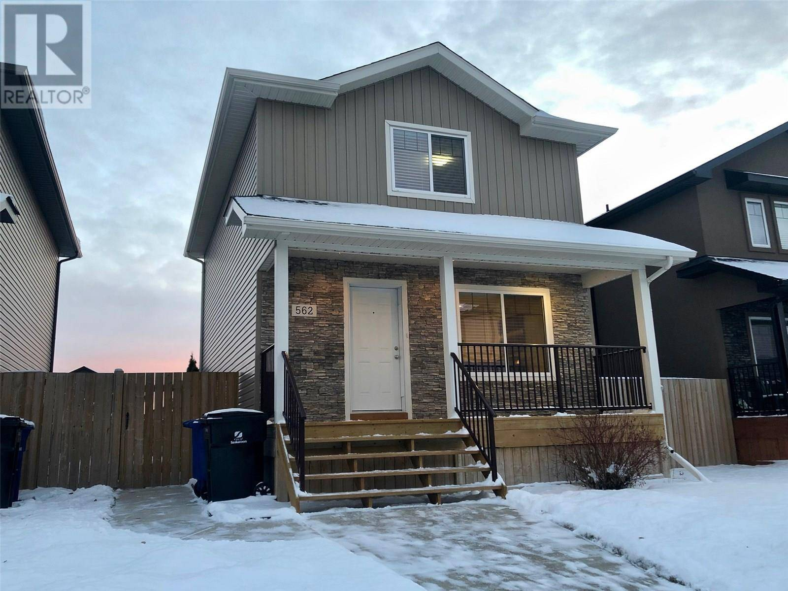 House for sale at 562 Geary Cres Saskatoon Saskatchewan - MLS: SK793698