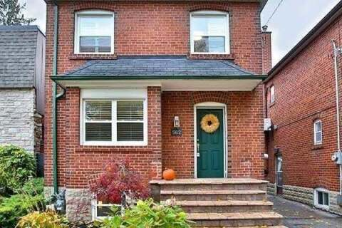 House for rent at 562 Merton St Toronto Ontario - MLS: C4773577