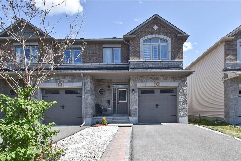 Townhouse for sale at 562 Rouge Wy Ottawa Ontario - MLS: 1165649