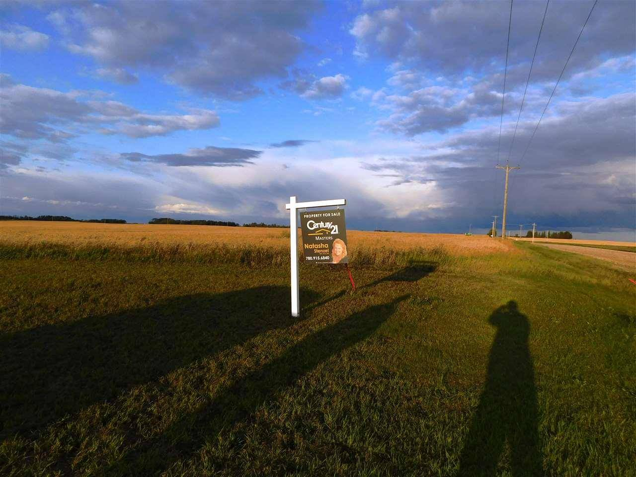 Residential property for sale at 562 Twp  Rural Sturgeon County Alberta - MLS: E4145255