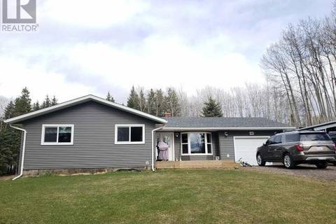 House for sale at 5620 Hayward Rd Chetwynd British Columbia - MLS: 178030