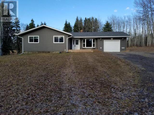 House for sale at 5620 Hayward Rd Chetwynd Rural British Columbia - MLS: 181918