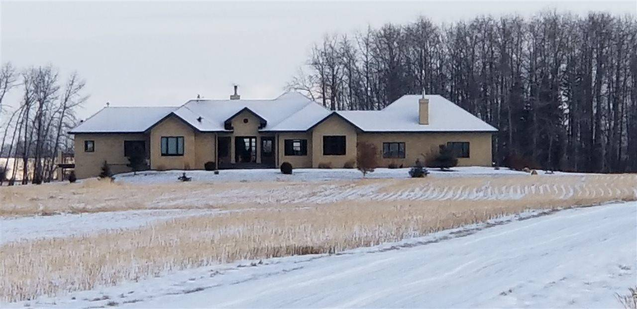 House for sale at 56229 Rge Rd Rural Sturgeon County Alberta - MLS: E4160057
