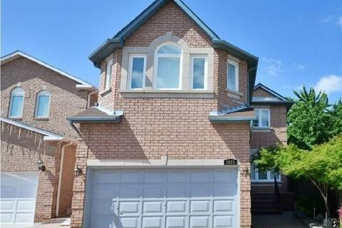 House for sale at 5623 Cortina Cres Mississauga Ontario - MLS: W4732971