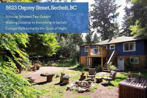 House for sale at 5623 Osprey St Sechelt British Columbia - MLS: R2479745