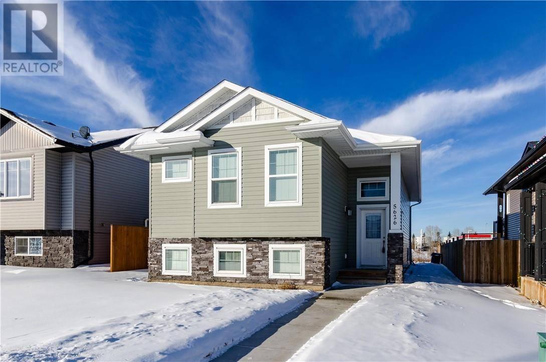 House for sale at 5626 Prairie Ridge Ave Blackfalds Alberta - MLS: ca0186451