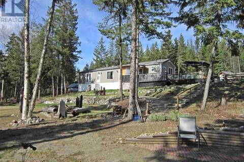Residential property for sale at 5627 Kirby Rd Quesnel British Columbia - MLS: R2364148