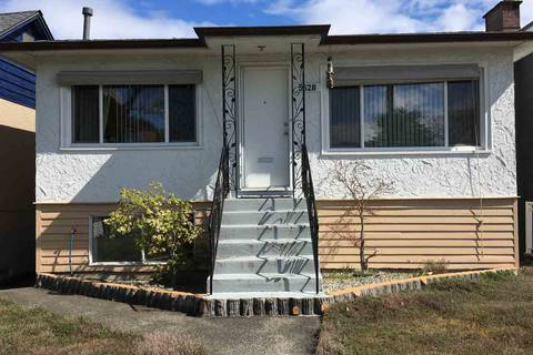 House for sale at 5628 Killarney St Vancouver British Columbia - MLS: R2357847