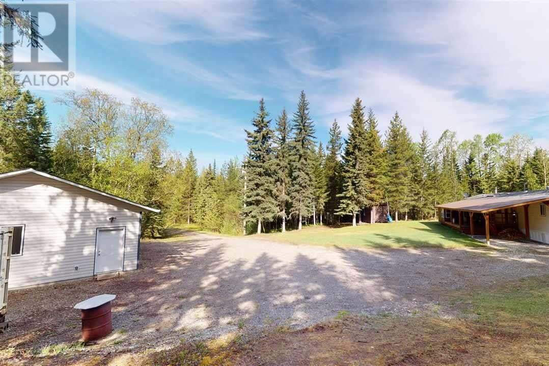 House for sale at 5628 Kirby Rd Quesnel British Columbia - MLS: R2457317