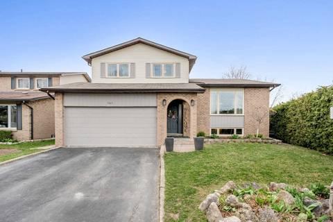 House for sale at 563 Clover Pk Milton Ontario - MLS: W4739425