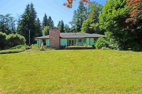 House for sale at 563 Eastcot Rd West Vancouver British Columbia - MLS: R2343592