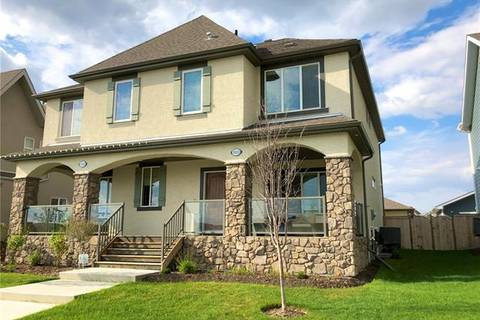 Townhouse for sale at 563 Mahogany Blvd Southeast Calgary Alberta - MLS: C4245873