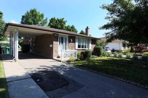 House for sale at 563 Minette Circ Mississauga Ontario - MLS: W4814365
