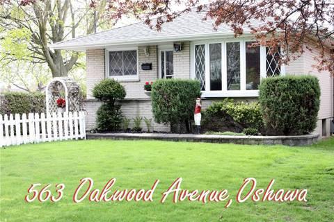 House for sale at 563 Oakwood Ave Oshawa Ontario - MLS: E4452471