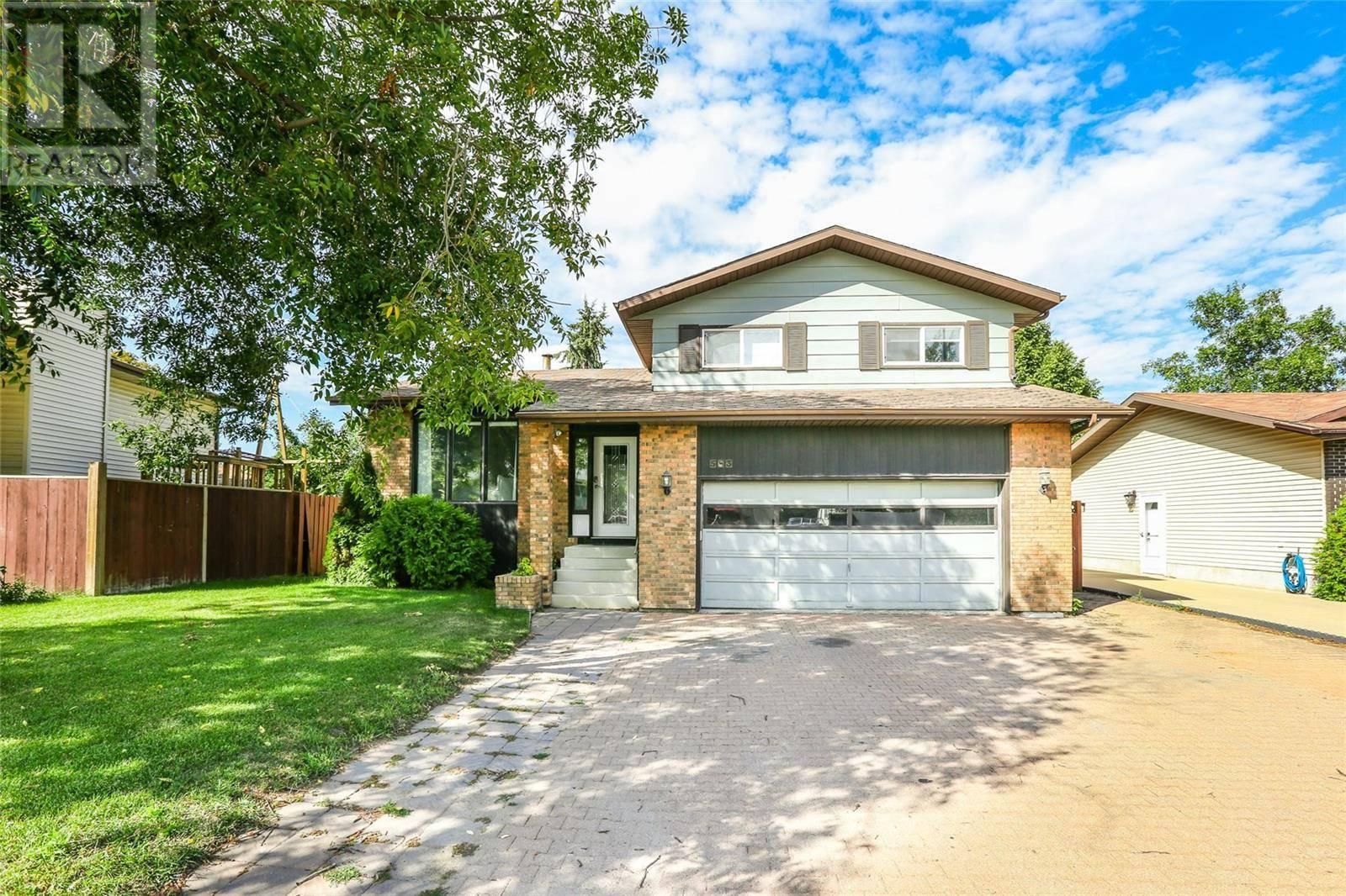 House for sale at 563 Sebestyen Cres Saskatoon Saskatchewan - MLS: SK783332