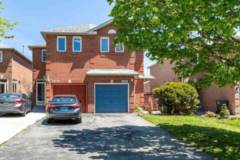 Townhouse for sale at 5632 Cortina Cres Mississauga Ontario - MLS: W4765940