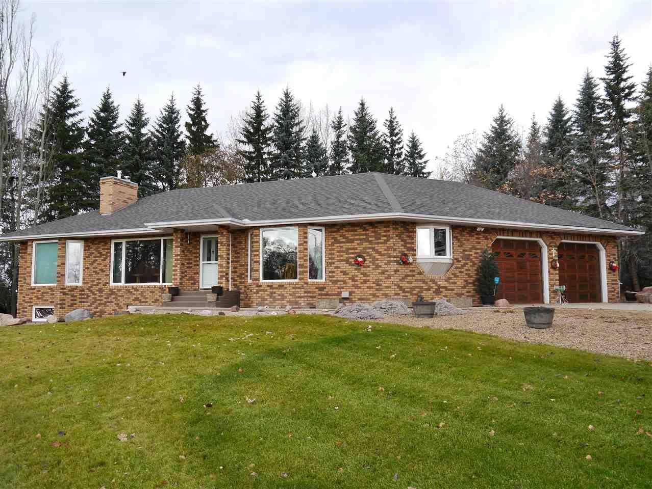 House for sale at 56328 Blk A Rd Rural Sturgeon County Alberta - MLS: E4177573