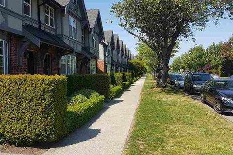 Townhouse for sale at 5635 Willow St Vancouver British Columbia - MLS: R2280982