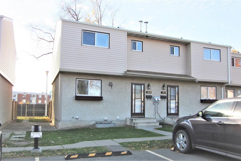 Townhouse for sale at 5639 137 Av NW Edmonton Alberta - MLS: E4217349