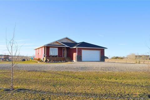 House for sale at 245018 Highway 564 Hy Unit 564 Rural Wheatland County Alberta - MLS: C4226399