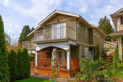 Townhouse for sale at 564 Keith Rd W North Vancouver British Columbia - MLS: R2365523