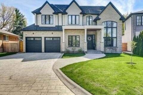 House for sale at 564 Wingrove Cres Oakville Ontario - MLS: W4869582
